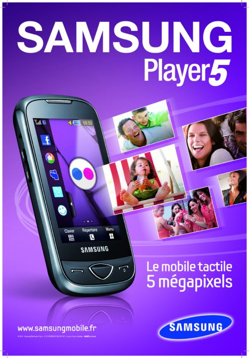 Samsung Player 5,Samsung,Player 5,Samsung Player 5 caracteristiques,Samsung Player 5 Specifications,Samsung Player 5 fiche technique,Samsung Player 5 phone,Samsung Player 5 accessoire,Samsung Player 5 test,Samsung Player 5 prix,Samsung Player 5 applications,Samsung Player 5 themes,Samsung Player 5 ringtones,Samsung Bada,Samsung Player 5 mobile,Samsung Player 5 music,Samsung Player 5 software,Samsung Player 5 Logiciels,Samsung Player 5 games,S5560