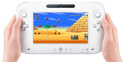 Wii U : une seule tablette pour jouer 2011-06-07-wii-u-2
