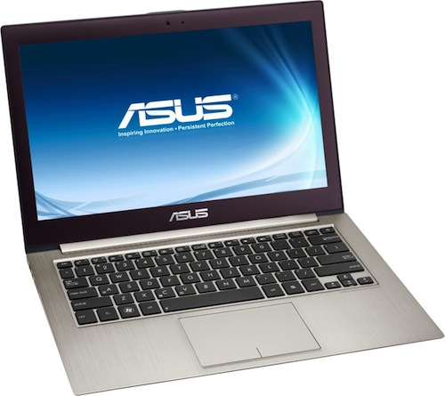 asus zenbook prime 13 3 pouces en full hd. Black Bedroom Furniture Sets. Home Design Ideas