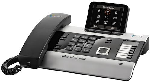 imprimer  paritel pro essentiel telephone standard fax internet