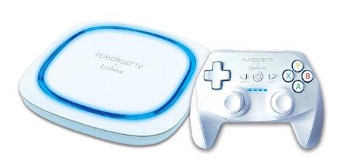 Lexibook playdroid tv pour jouer aux jeux android sur la tv - Console de jeux lexibook ...
